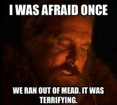 Told you!- . #Vikings#LOL