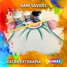 #Acrilexterapia por Dani Savioli
