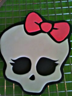Monster High Cake topper