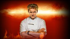 We've just received our VIP tickets for the next Hell's Kitchen on Fox. The girls are excited and me too! GR is probably one of the best chefs and motivational speakers on the planet, I can't wait. Paul!