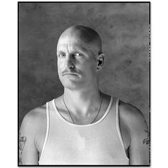 Woody Harrelson by Mary Ellen Mark - Manhattan, New York 2008