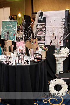 bridal show booths | Mary Kay - Heather Santos | Bridal Show Booth Design Ideas
