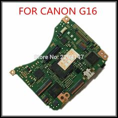 100  NEW original G16 Digital Camera Main BoardMother Board testing working for CANON G16