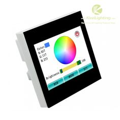 TS100 Touch Screen LED Controller -     TS100 Touch Screen LED Controller, input DC 12v, output 3 channels, 4A/Ch, common anode, PWM frequency: 1 KHZ                                                              $89.99    : TS100 Touch Screen LED Controller
