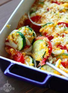 Bake up some zucchini goodness tonight!