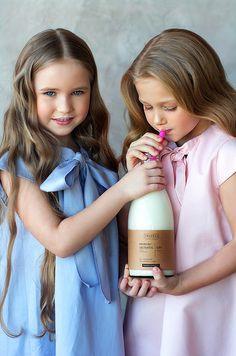 Fashion kids twin pastels