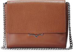 Tasche DELIGHT F von HUGO in braun mittel für Damen. Gr. 1