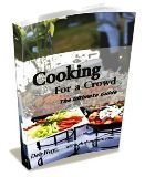 Food Quantity Chart: Cooking for a Crowd of 50 (so we know how much to get in...)