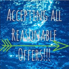 Accepting all reasonable offers! 😀👗👖👠👚🎒👛👜👡😃❤️👍🏻 All brands Other