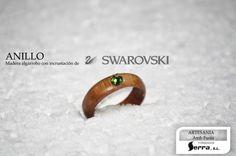 anillo de algarrobo