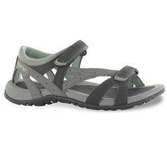Hi-Tec Galacia Women's Sport Sandals, Size: medium (5), Grey