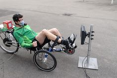 Recumbent trike prototype for adults. © 2012 IRPT - For paraplegic people, rehabilitation is frequently a long process. At the Bern University of Applied Sciences, many years of research has led to the development of a recumbent trike with electrical stimulation to improve the rehabilitation process. An electric motor is needed to support the stimulation at the beginning. maxon drives keeps the legs of the patient in motion. - maxon motor