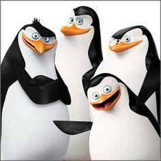 Penguins of Madagascar: Official Merchandise at Zazzle Dreamworks Movies, Dreamworks Animation, Cartoon Man, Cartoon Images, Kung Fu Panda, Shrek, Arctic Penguins, Asterix Y Obelix, Chill Room