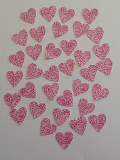 35 Rose Hearts by RomanticRiver on Etsy