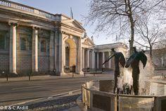 Dublin, Ireland, Bank of Ireland Images Of Ireland, Dublin Ireland, Cool Photos, Fine Art Prints, Digital, Natural, Building, Travel, Viajes