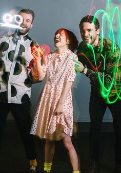 Paramore. Heard of them? No?! Die...