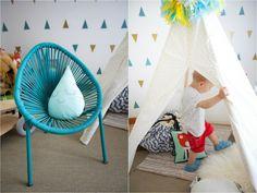 {Design} Baby G's Adventures Playroom! Baby G, G Adventures, Woodland Nursery, Baby Design, Hanging Chair, Playroom, Kids Rugs, Modern, Furniture