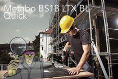 Metabo bs18ltx bl quick