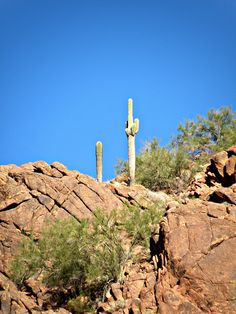 Camelback Mountain Area of Phoenix