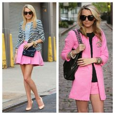 Chanel style!