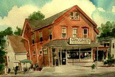 Giacomo's Market Home Image Diners, Old Photos, Pennsylvania, The Neighbourhood, Restaurants, Road Trip, Sweet Home, Pizza, Marketing