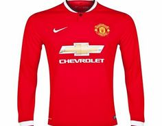 Nike Manchester United Home Shirt 2014/15 - Long Manchester United Home Shirt 2014/15 - Long SleeveThe long sleeved red Nike 2014/15 Manchester United Home Shirt pays homage to the Red Devils with MUFC tradition in every detail for ultimate club pri http://www.comparestoreprices.co.uk/sportswear/nike-manchester-united-home-shirt-2014-15--long.asp