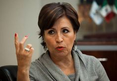 Rosario Robles protege actos de corrupción de funcionarios en la Sedatu - http://www.notimundo.com.mx/portada/corrupcion-sedatu/