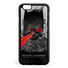 Dawn of Justice Poster Apple iPhone 6 / iPhone 6s Case Cover ISVG502