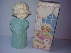 Vintage Avon Little Dream Girl Glass by NaturesUniqueBotique, $17.00