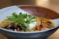 New favorite dish added by Contributing Chef Bill Corbett of The Absinthe Group. #Miso #Market #Bowl from Hapa Ramen. Check out his review on chefsfeed.com. #ramen #soup #japanese #hot #lunch #farmersmarket #vegetarian #sesame #ginger #broth #egg #vegetables #seasonal #veggie #eat #hungry #food #nom #instagood #sf #chefsfeed