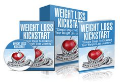 """Weight Loss Kickstart - Don't let a few dollars stop you from learning the simple secrets that could change your life while also enriching it  grab this fantastic and info-packed guide """"Weight Loss Kickstart"""" for the amazingly low price of just $7."""