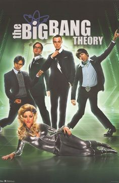 A great poster of the cast of the hilarious TV show The Big Bang Theory looking snazzy! Fully licensed - 2012. Ships fast. 22x34 inches. Check out the rest of our fun selection of Big Bang Theory post