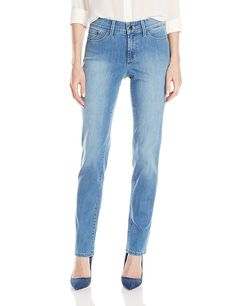 NYDJ Women's Sheri Skinny Jeans In Evansdale -- This is an Amazon Affiliate link. You can get more details by clicking on the image.