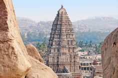 Everything you need to know about visiting Hampi in India. From what things cost, to what to see, to top tips, this is the ultimate Hampi guide! Temple India, Indian Temple, Hindu Temple, Kerala, Taj Mahal, Temple Architecture, Visit India, Lost City, South India