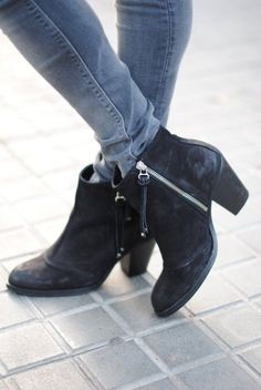 ankle boot heaven