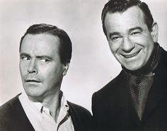 Jack Lemmon and Walter Matthau