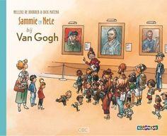 De Amsterdamse buurkinderen Sammie en Nele duiken in de wereld van de kunst. Niet alleen maken ze zelf een mooi kunstwerk, ook bezoeken ze het Van Gogh-museum en leren van alles over de beroemde schilder. Tot slot spelen ze het schilderij De Aardappeleters na. De prachtige prenten zijn van de hand van Dick Matena.