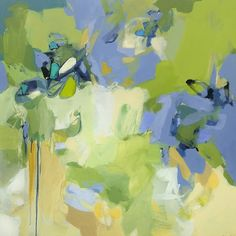 christina baker: My Favorite Paintings of 2013 Abstract Flowers, Abstract Art, Impressionist Art, Paintings I Love, Acrylic Art, Painting Inspiration, Land Scape, New Art, Flower Art