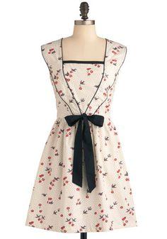 Bringing May Flowers Dress | Mod Retro Vintage Dresses | ModCloth.com