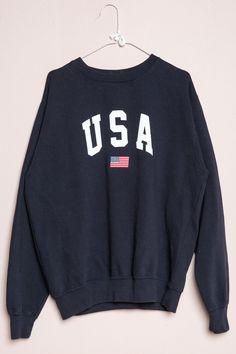 Brandy ♥ Melville | Erica USA Sweatshirt- $35.00