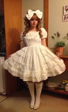 My blood pressure has gone way down since I adopted a sissy lifestyle. Petticoats, panties, and frilly dresses did what pills couldn't.