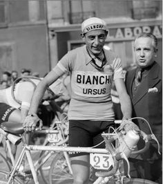 Fausto Coppi (Italy, 1919-1960)