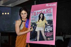 Kareena Kapoor launches the Filmfare September 2013 cover | PINKVILLA