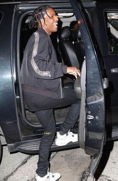 ASAP Rocky was spotted this evening in Beverly Hills. Pictured: ASAP Rocky Ref: SPL944142 060215 Picture by: Blayze / Splash News Splash News and Pictures Los Angeles:310-821-2666 New York:212-619-2666 London:870-934-2666 photodesk@splashnews.com