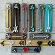 String Art Arrows