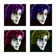 Collage Syd Barrett by yaprina