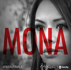 Pretty Little Liars Mona Season 5 #fatalfinale