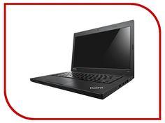 Ноутбук Lenovo ThinkPad L450 20DT0018RT (Intel Core i5-5200U 2.2 GHz/8192Mb/180Gb SSD/No ODD/Intel HD Graphics/3G/Wi-Fi/Bluetooth/Cam/14.0/1366x768/Windows 7 64-bit) 285288