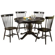 TMS Barcelona 5 Piece Dining Set