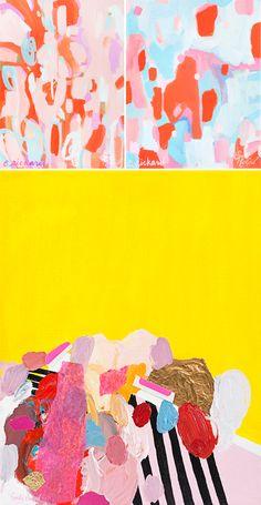 Emily Rickard // Art for the Fig House via The Jealous Curator